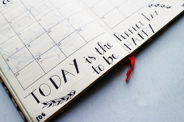 create a content calendar to plan your content marketing